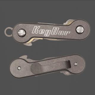 Titanium-KeyBar-Key-Organizer-EDC-Tool