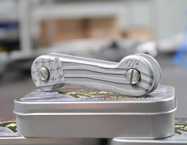 Aluminum FreedomBar KeyBar