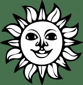 Sun Image Example