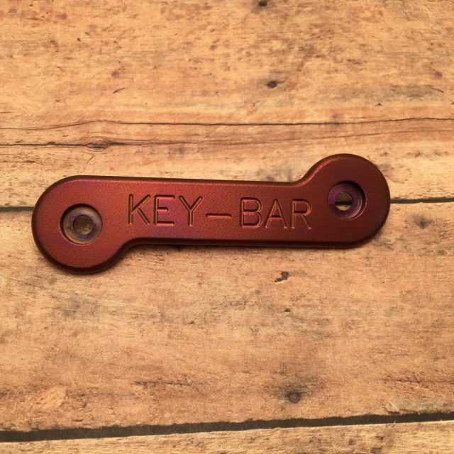 Reddish-Bronze KeyBar