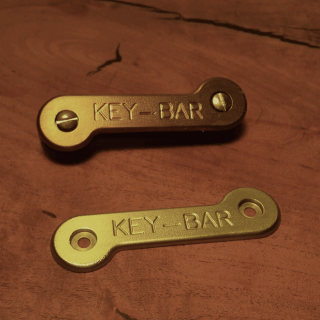 Bronze and Yellow KeyBars