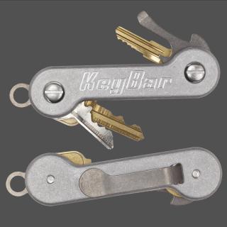 Aluminum-KeyBar-Key-Organizer-EDC-Tool