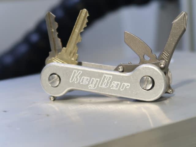 Aluminum KeyBar Lifestyle Image