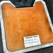 Horween Football-Italian Vegetable Tanned