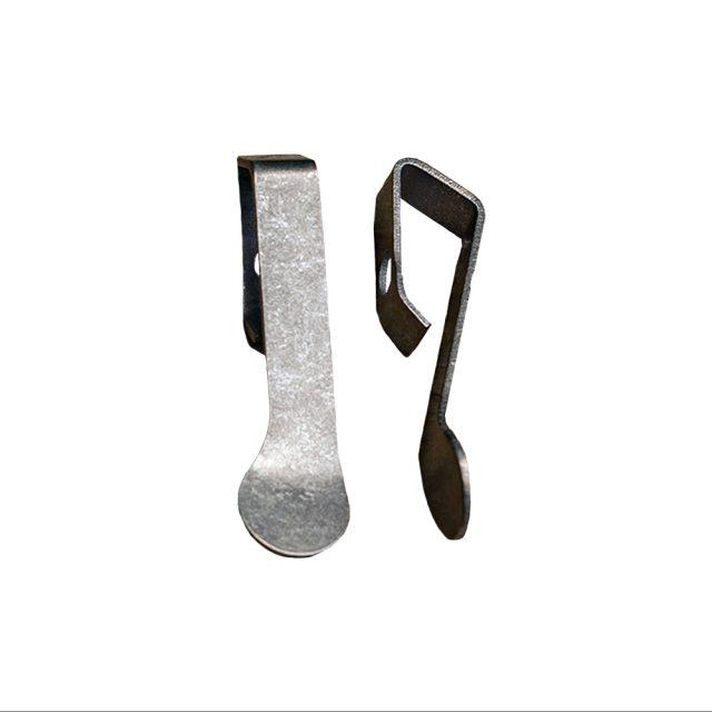 Stonewashed-Titanium-Deep-Carry-Pocket-Clip-for-KeyBar-Key-Organizer-EDC-Tool