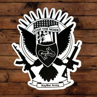 KeyBar-army-sticker
