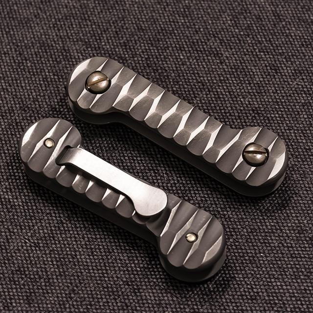 Slayer Titanium KeyBar