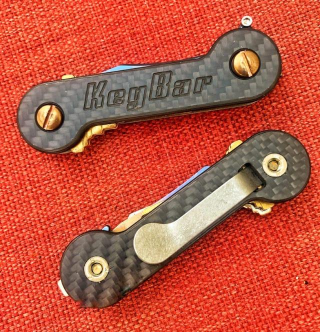 Full Carbon Fiber KeyBars