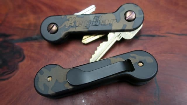 Limited Edition Camoflauge Key Organizer by KeyBar