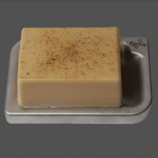 Aluminum-Soap-Dish-by-KeyBar-with-Soap-Bar