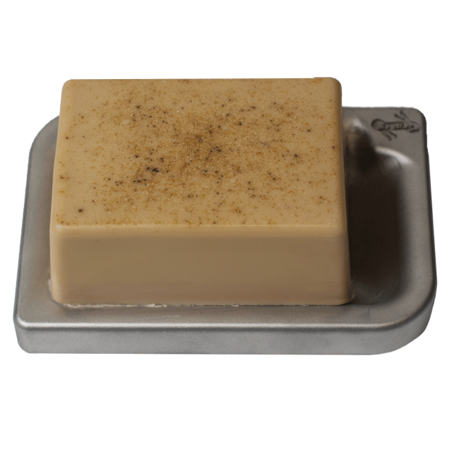 Aluminum-Soap-Dish-and-soap-by-KeyBar-with-Soap-Bar