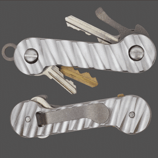 Carved-Aluminum-KeyBar-Key-Organizer-EDC-Tool