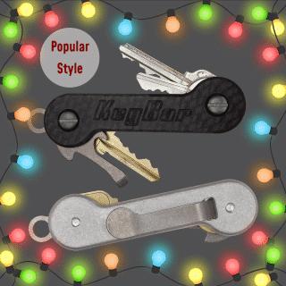 Carbon-Fiber-Aluminum-KeyBar-Key-Organizer-EDC-Tool-Christmas-Gift-Idea