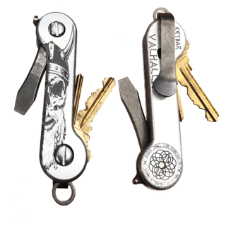 Valhalla KeyBar Key Organizer