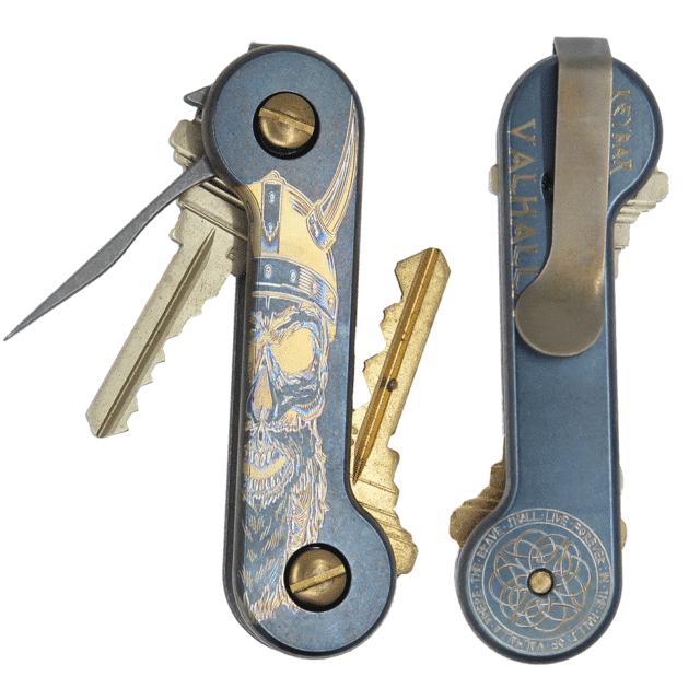 Titanium Valhalla KeyBar