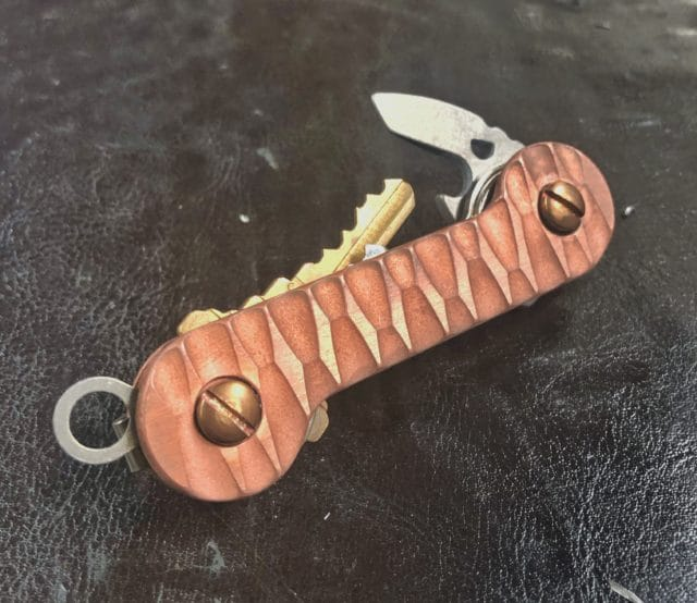 Copper Slayer KeyBar