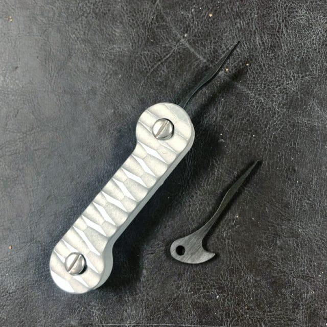 Zirconium Pick Insert For KeyBar