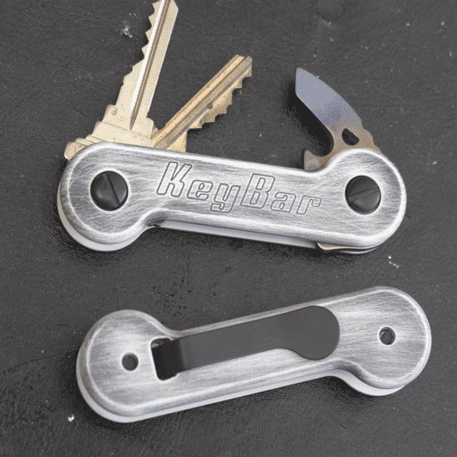Aluminum Storm Trooper KeyBar