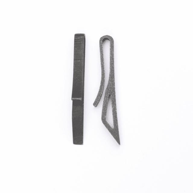 D2-belt-clip-top-view-by-KeyBar-Key-Organizer-EDC-Tool