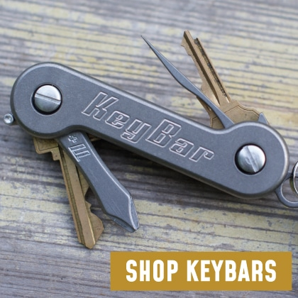 KeyBar Pocket Organizer