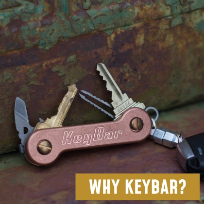 KeyBar Made in The USA