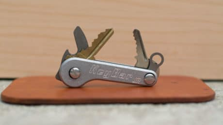 KeyBar Jr Key Organizer Lifestyle Photo