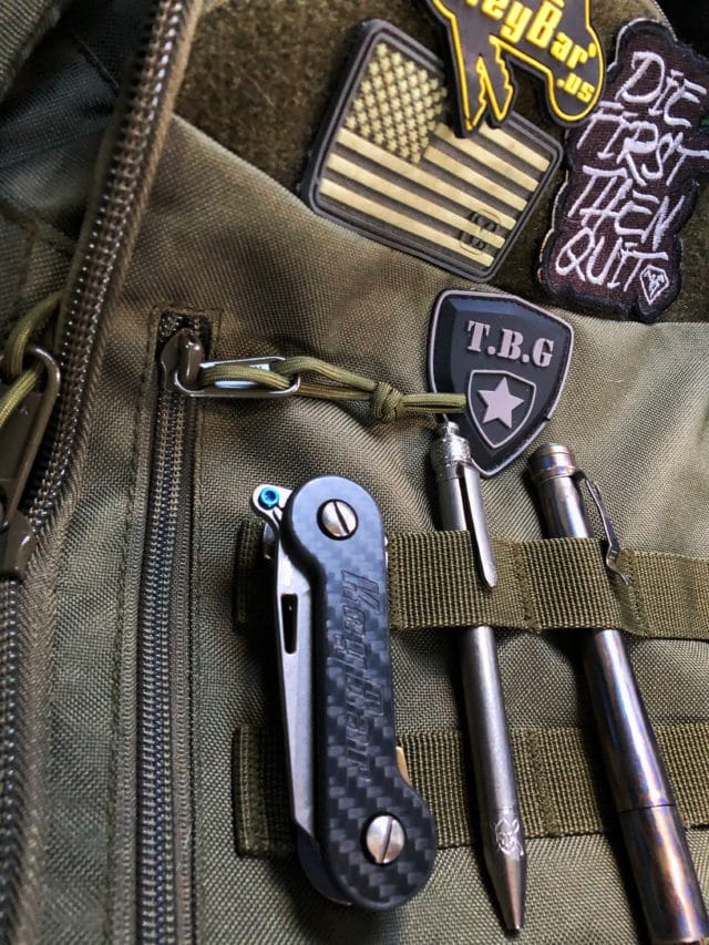 KeyBar EOS Blade Collaboration Lifestyle Image