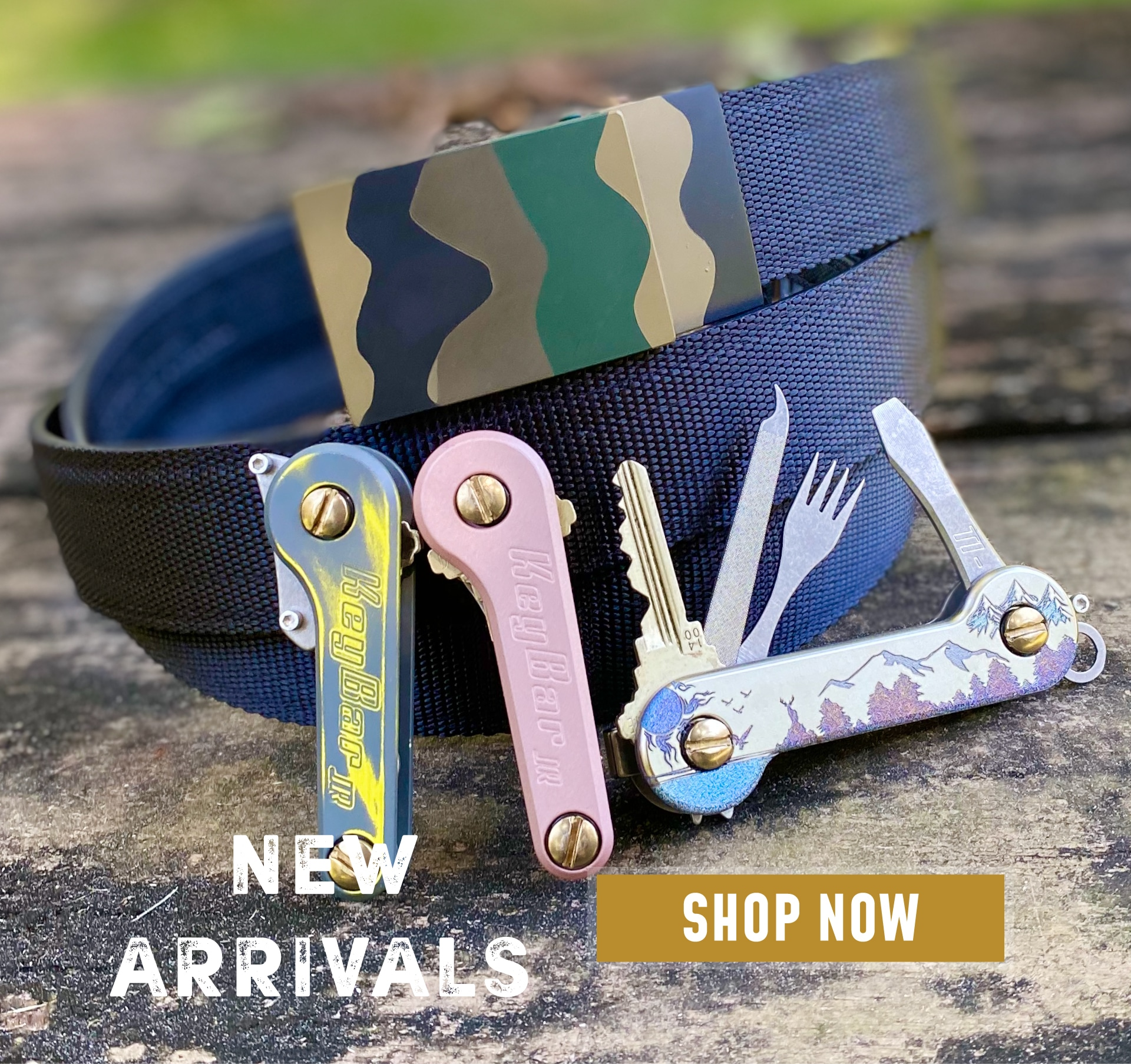 Homepage-Mobile-Image-New-Arrivals-Camo-Quick-Draw-Copper-KeyBar-JR-updated-July-30