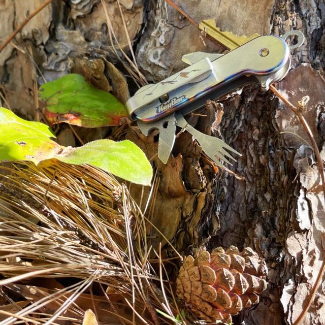 Wilderness Titanium KeyBar