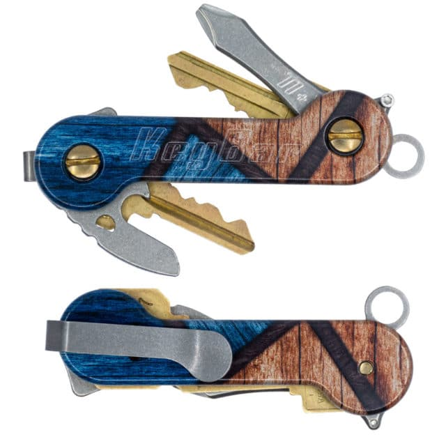 Boardwalk-Aluminum KeyBar