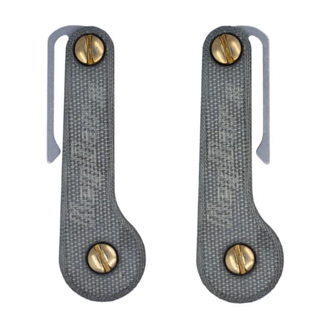 KeyBar-Jr-Titanium Reversible-Pocket-Clip