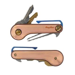 Morph Spiral Copper KeyBar JR Limited Edition