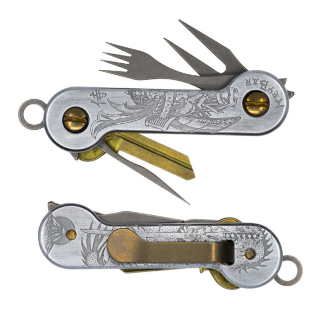 Samurai Aluminum KeyBar
