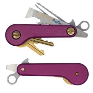 Black-Cherry-Cerakoted-Aluminum-KeyBar-JR
