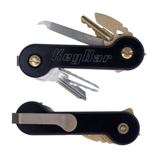Full Black Micarta KeyBar