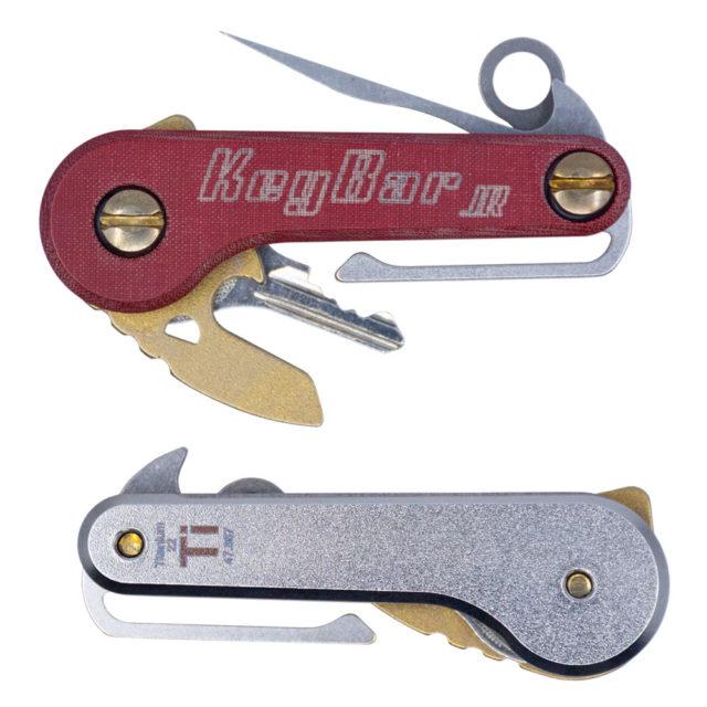 Red-Micarta-and-titanium-KeyBar-JR