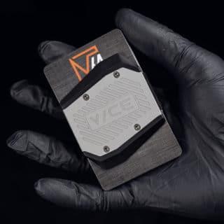 Vicehardware AluminumHatchback Wallet